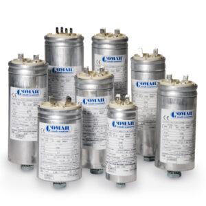 Condensadores para Electrónica de Potencia AC-DC